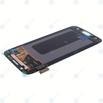 Samsung Galaxy S6 (SM-G920F) Display module LCD + Digitizer white GH97-17260B_image-5