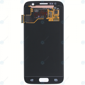 Samsung Galaxy S7 (SM-G930F) Display module LCD + Digitizer black GH97-18523A_image-4