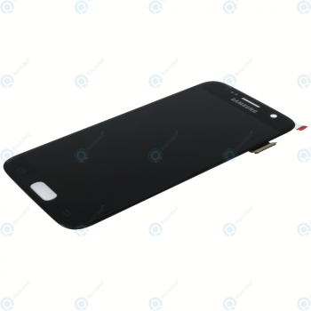 Samsung Galaxy S7 (SM-G930F) Display module LCD + Digitizer black GH97-18523A_image-5
