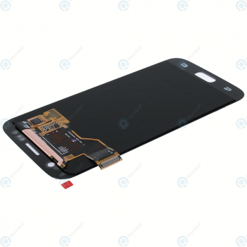 Samsung Galaxy S7 (SM-G930F) Display module LCD + Digitizer black GH97-18523A_image-6