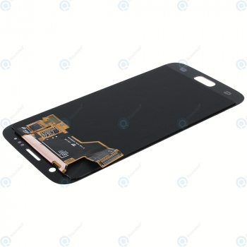 Samsung Galaxy S7 (SM-G930F) Display module LCD + Digitizer pink GH97-18523E_image-5