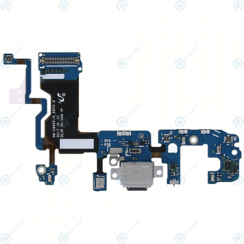 Samsung Galaxy S9 Plus (SM-G965F) Charging connector flex GH97-21682A