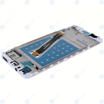 Huawei P smart (FIG-L31) Display module frontcover+lcd+digitizer white_image-3