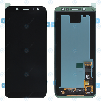 Samsung Galaxy A6 2018 (SM-A600FN) Display module LCD + Digitizer black GH97-21898A GH97-21897A