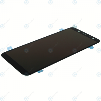 Samsung Galaxy A6 2018 (SM-A600FN) Display module LCD + Digitizer black GH97-21898A GH97-21897A_image-1