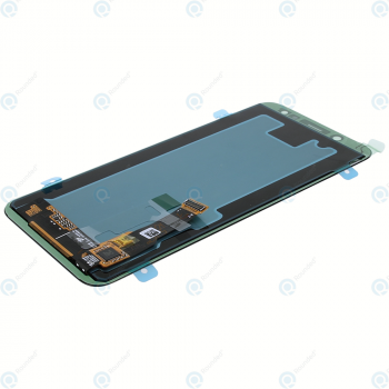 Samsung Galaxy A6 2018 (SM-A600FN) Display module LCD + Digitizer black GH97-21898A GH97-21897A_image-2