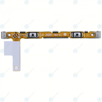 Samsung Galaxy J6 2018 (SM-J600F) Volume flex cable GH59-14922A