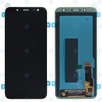 Samsung Galaxy J6 (SM-J600F) Display module LCD + Digitizer black GH97-21931A