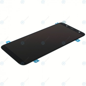 Samsung Galaxy J6 (SM-J600F) Display module LCD + Digitizer black GH97-21931A_image-1