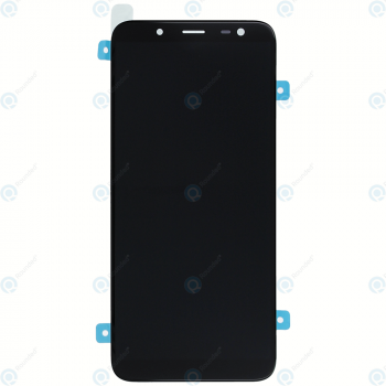 Samsung Galaxy J6 (SM-J600F) Display module LCD + Digitizer black GH97-21931A_image-3