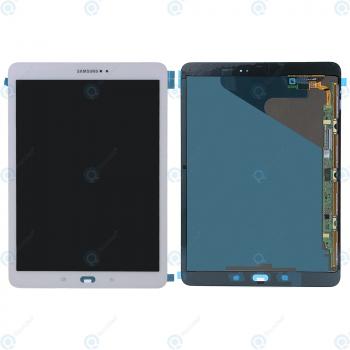 Samsung Galaxy Tab S2 9.7 (SM-T810, SM-T815) Display module LCD + Digitizer white GH97-17729B_image-2
