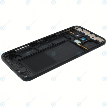 Samsung Galaxy J6 2018 (SM-J600F) Battery cover black GH82-16868A_image-2