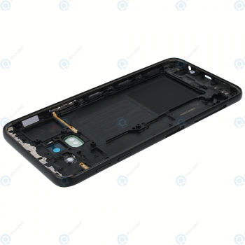 Samsung Galaxy J6 2018 (SM-J600F) Battery cover black GH82-16868A_image-3