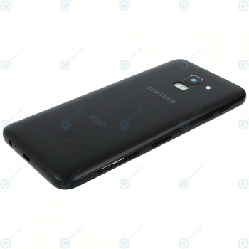 Samsung Galaxy J6 2018 (SM-J600F) Battery cover black GH82-16868A_image-4