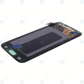 Samsung Galaxy S6 (SM-G920F) Display module LCD + Digitizer blue GH97-17260D_image-4