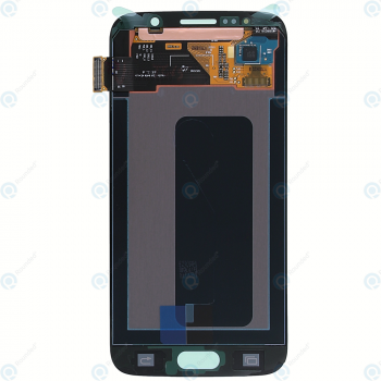 Samsung Galaxy S6 (SM-G920F) Display module LCD + Digitizer blue GH97-17260D_image-6