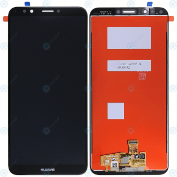 Huawei Y7 2018 Display module LCD + Digitizer black