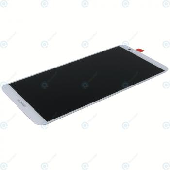 Huawei Y7 2018 Display module LCD + Digitizer white_image-1