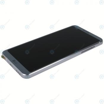 LG G6 (H870) Display unit complete platinum ACQ90290001 ACQ89384001_image-1