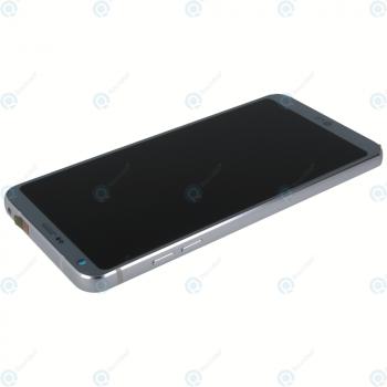 LG G6 (H870) Display unit complete platinum ACQ90290001 ACQ89384001_image-3