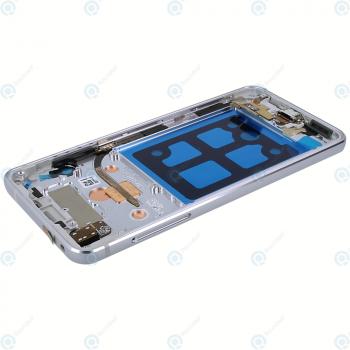 LG G6 (H870) Display unit complete platinum ACQ90290001 ACQ89384001_image-4