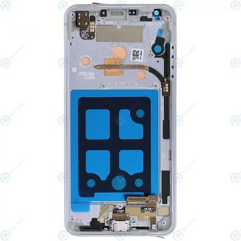 LG G6 (H870) Display unit complete platinum ACQ90290001 ACQ89384001_image-6