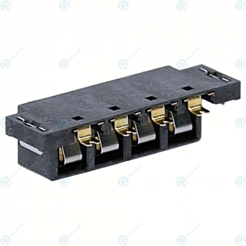 Samsung Battery connector 4pin 3711-008737_image-3