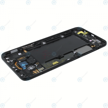 Samsung Galaxy A6 2018 (SM-A600FN) Battery cover black GH82-16421A_image-5