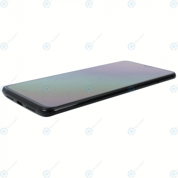 OnePlus 6T (A6013) Display unit complete (Service Pack) mirror black 2011100041_image-1