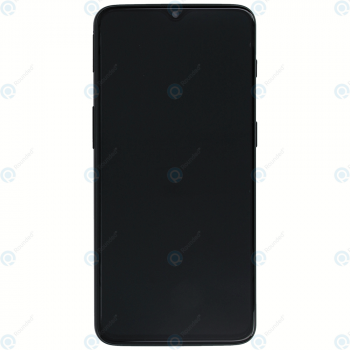 OnePlus 6T (A6013) Display unit complete (Service Pack) mirror black 2011100041_image-5