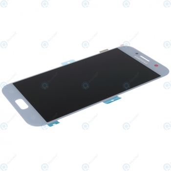Samsung Galaxy A5 2017 (SM-A520F) Display module LCD + Digitizer blue GH97-19733C_image-3