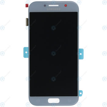 Samsung Galaxy A5 2017 (SM-A520F) Display module LCD + Digitizer blue GH97-19733C_image-5