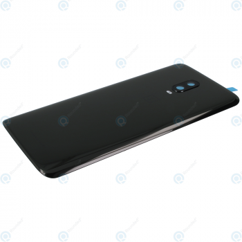 OnePlus 6T (A6013) Battery cover mirror black_image-1