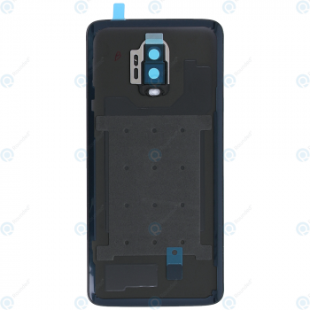 OnePlus 6T (A6013) Battery cover mirror black_image-3