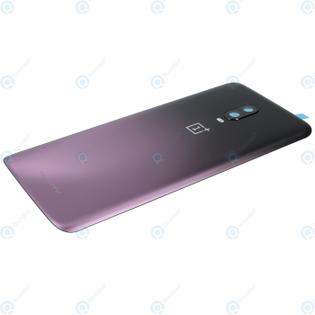 OnePlus 6T (A6013) Battery cover thunder purple_image-2