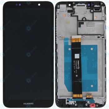 Huawei Y5 2018 (DRA-L22) Display module frontcover+lcd+digitizer black