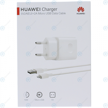 Huawei Charger 2000mAh incl. microUSB data cable (EU Blister) 55030254_image-1