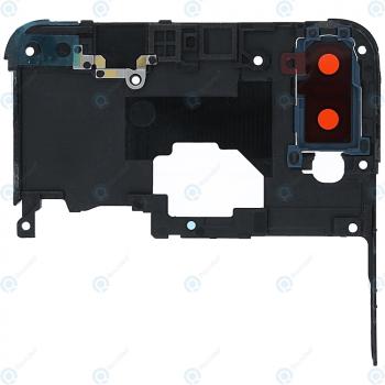 Huawei Y9 2019 (JKM-L23 JKM-LX3) Antenna module + Camera lens sapphire blue_image-1