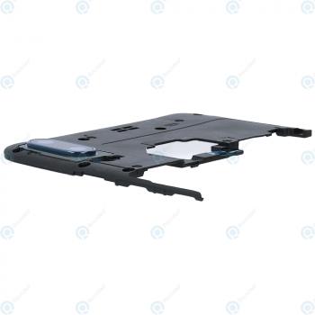 Huawei Y9 2019 (JKM-L23 JKM-LX3) Antenna module + Camera lens sapphire blue_image-2