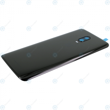 OnePlus 6T (A6010 A6013) Battery cover mirror black 2011100043_image-2