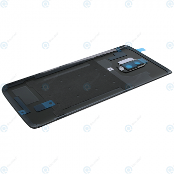 OnePlus 6T (A6010 A6013) Battery cover mirror black 2011100043_image-3