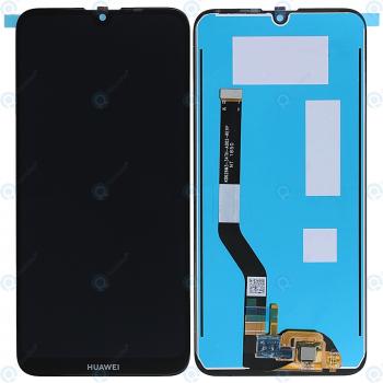 Huawei Y7 2019 (DUB-LX1) Display module LCD + Digitizer black
