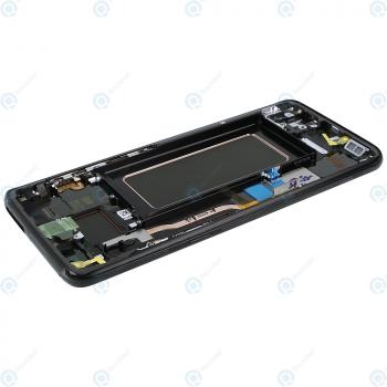 Samsung Galaxy S8 (SM-G950F) Display unit complete black GH97-20457A_image-4