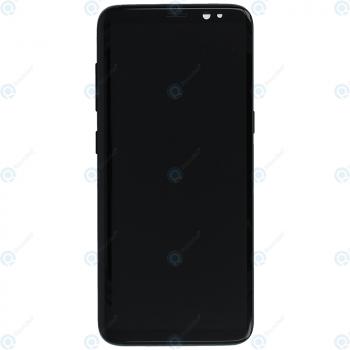 Samsung Galaxy S8 (SM-G950F) Display unit complete black GH97-20457A_image-5