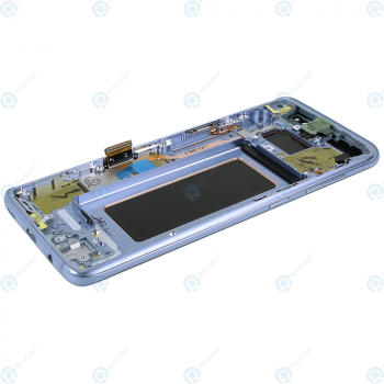 Samsung Galaxy S8 (SM-G950F) Display unit complete blue GH97-20473D GH97-20457D_image-3