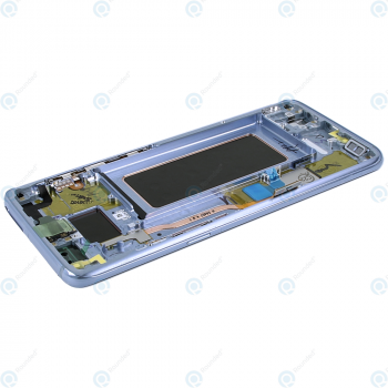 Samsung Galaxy S8 (SM-G950F) Display unit complete blue GH97-20473D GH97-20457D_image-4