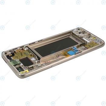 Samsung Galaxy S8 (SM-G950F) Display unit complete gold GH97-20473F GH97-20457F_image-4
