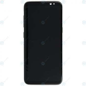 Samsung Galaxy S8 (SM-G950F) Display unit complete gold GH97-20473F GH97-20457F_image-5