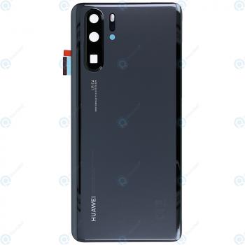 Huawei P30 Pro (VOG-L09 VOG-L29) Battery cover black 02352PBU