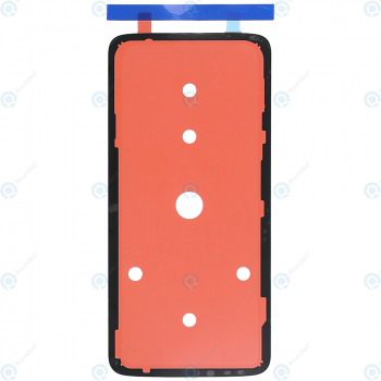 OnePlus 6T (A6010 A6013) Adhesive sticker battery cover_image-1